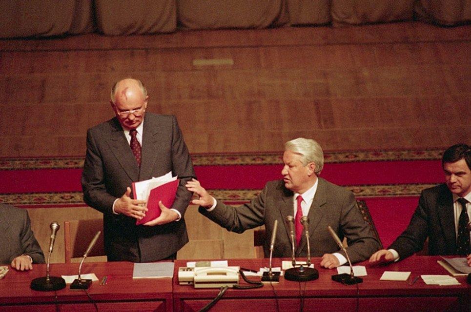 Ліберал з подвійним дном. Три міфи про Михайла Горбачова - фото 36791