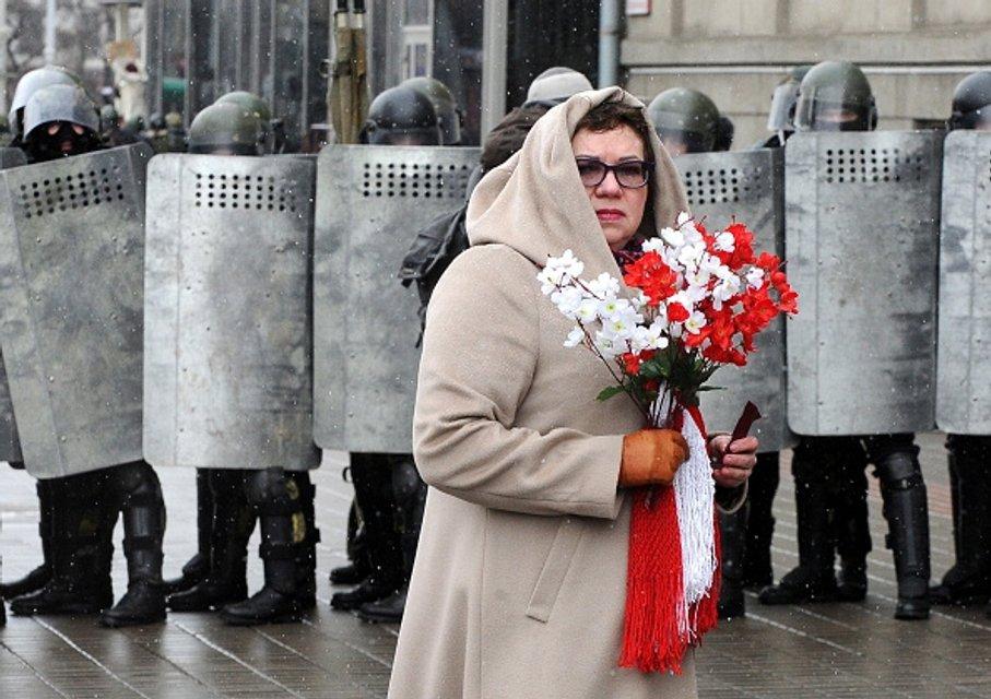 Мінськ, 25 березня - фото 39890