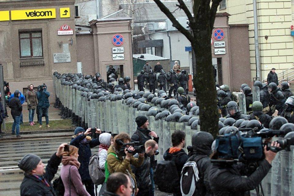 Мінськ, 25 березня - фото 39891