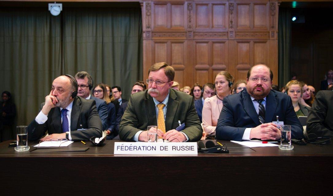 Росія фінансує тероризм. Промова представника України в Міжнародному суді ООН в Гаазі - фото 37201