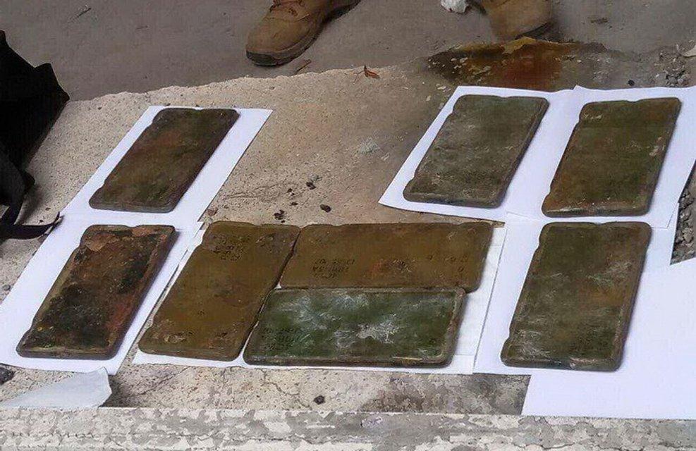 СБУ задержала начальника артиллерийского склада ВСУ, который торговал взрывчаткой - фото 39946