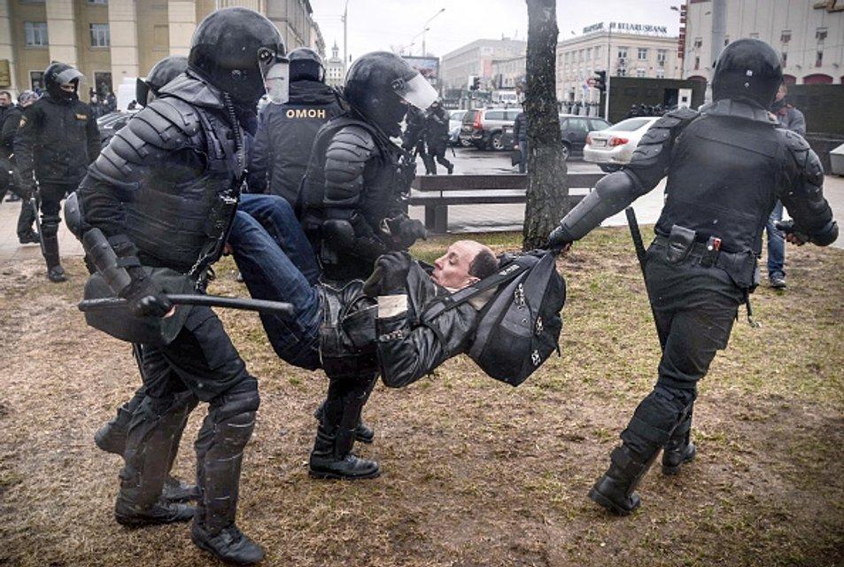 Мінськ, 25 березня - фото 39892