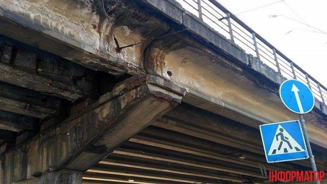 В Киеве рушится еще один мост - фото 40377