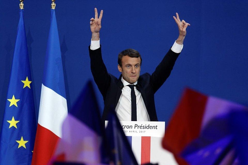 Самый молодой президент Франции. В чем секрет Макрона - фото 43675