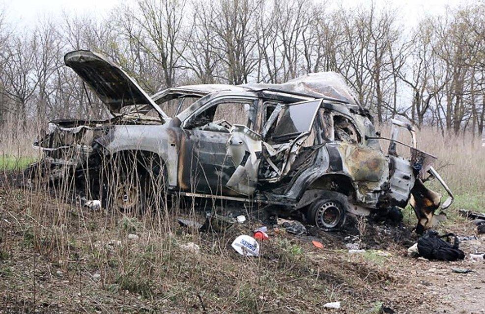 ОБСЕ обещает провести свое расследование - фото 43694