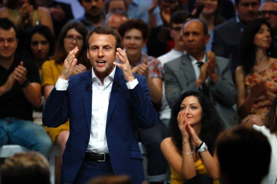 Самый молодой президент Франции. В чем секрет Макрона - фото 43674