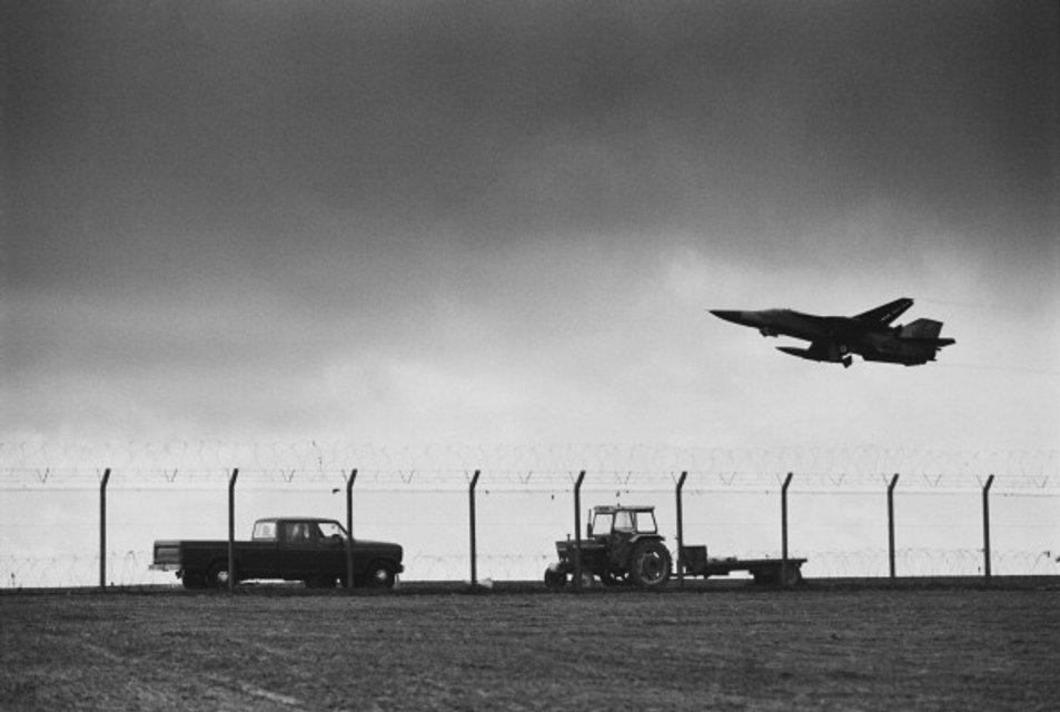 14/04/1986 F-111 по приказу Рейгана отправляется бомбить Ливию - фото 41585