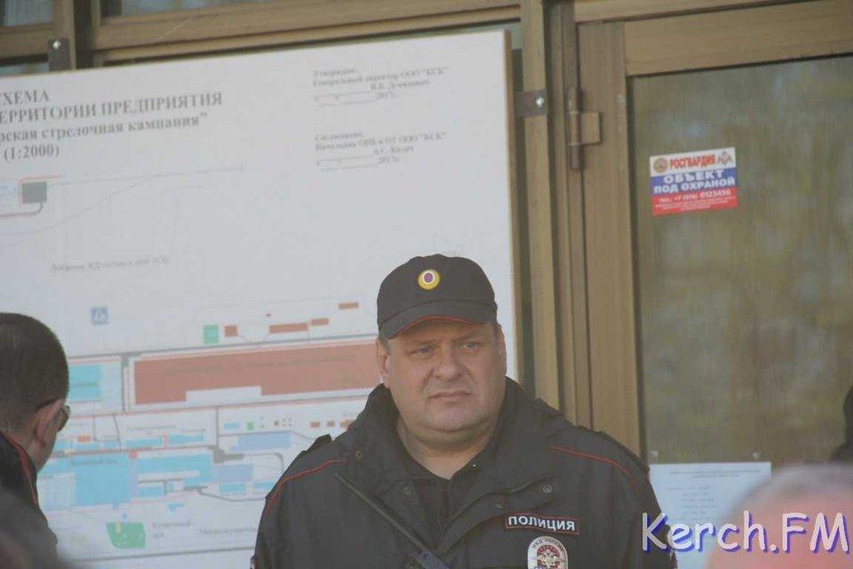 Полиция оккупантов на страже кремлевских интересов - фото 44018