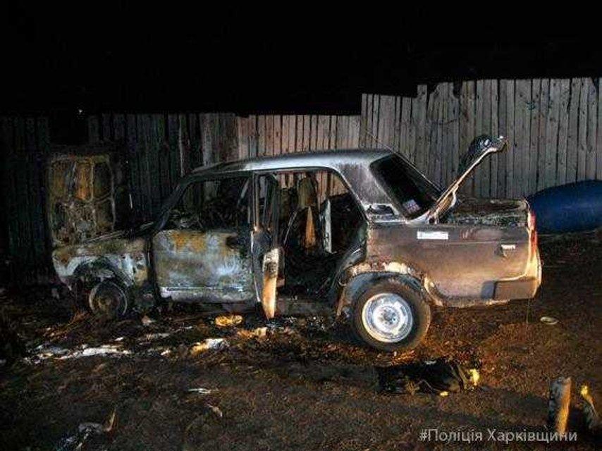 Под Балаклеей из-за взрыва снаряда погиб 4-летний ребенок - фото 42790