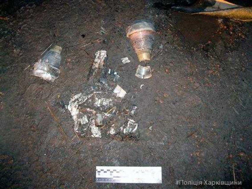 Под Балаклеей из-за взрыва снаряда погиб 4-летний ребенок - фото 42789