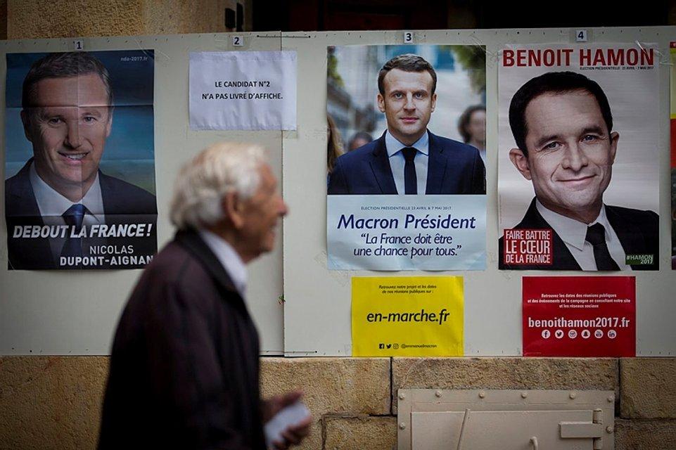 Самый молодой президент Франции. В чем секрет Макрона - фото 43677