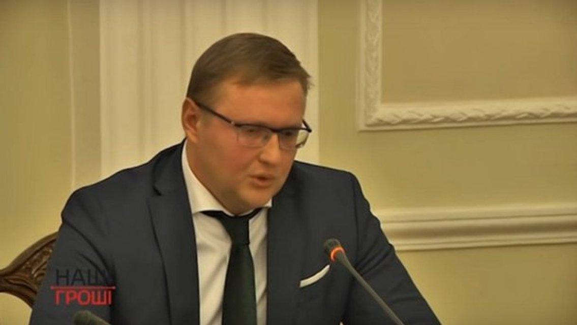 В администрации Порошенко отыскали представителя Ахметова - фото 42220