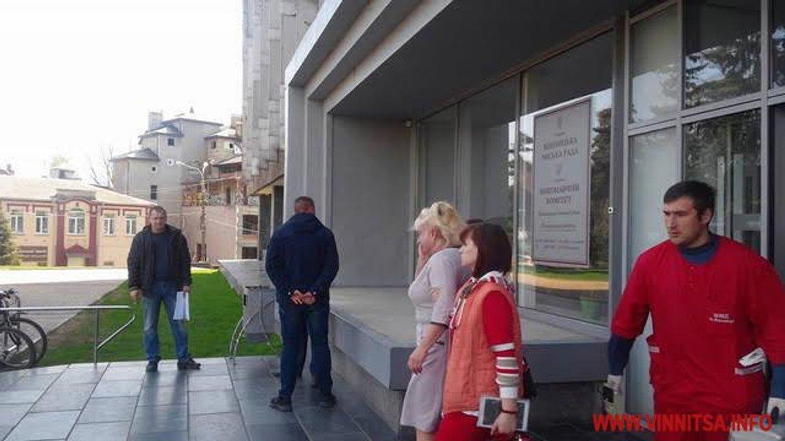 Женщины-депутаты устроили разборки с дракой в горсовете Винницы - фото 44354
