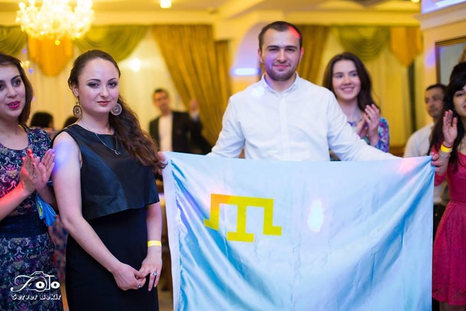 Муж Джамалы: крымско-татарский активист и 'вдохновитель' певицы - фото 44326