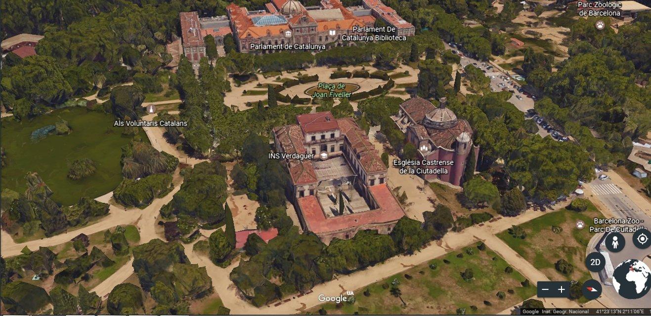 Вышла новая впечатляющая версия Google Earth с 3D моделями городов - фото 42957