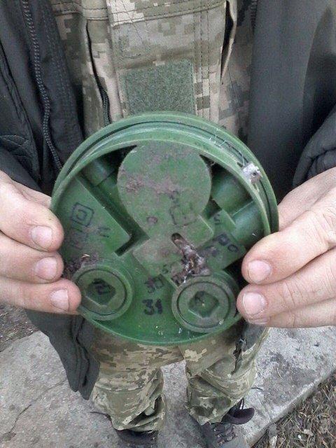 В зоне АТО обнаружены доказательства присутствия войск РФ - фото 40789