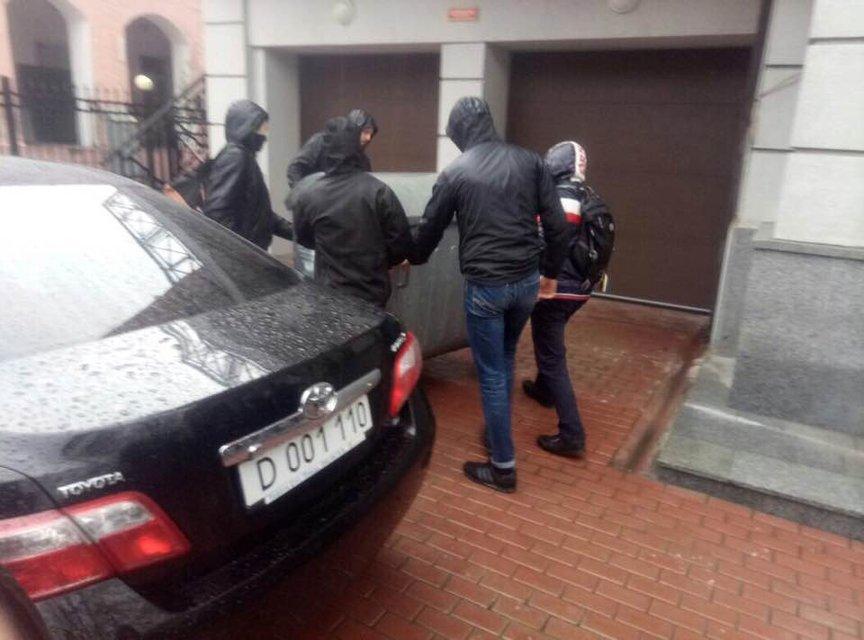 В Киеве блокируют офис российской пропагандистской организации - фото 41653