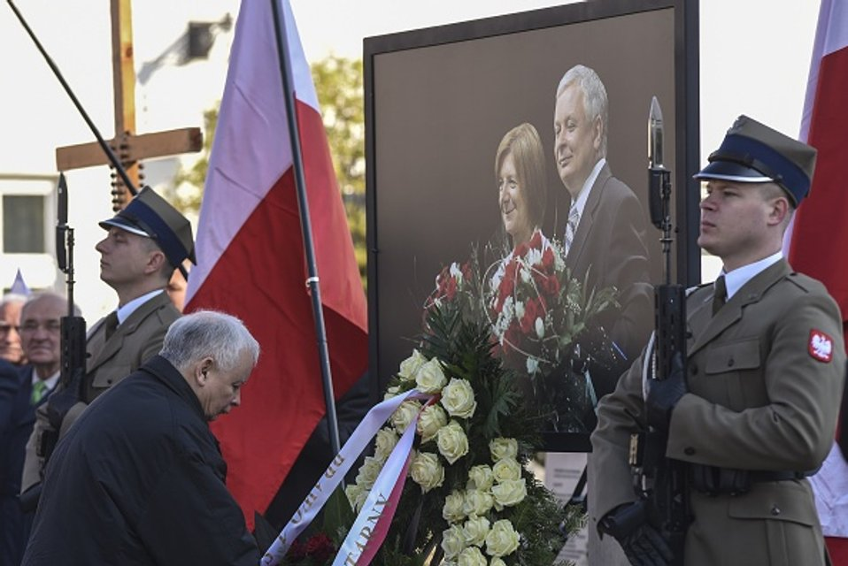 Варшава, 10 апреля 2017 - фото 41847