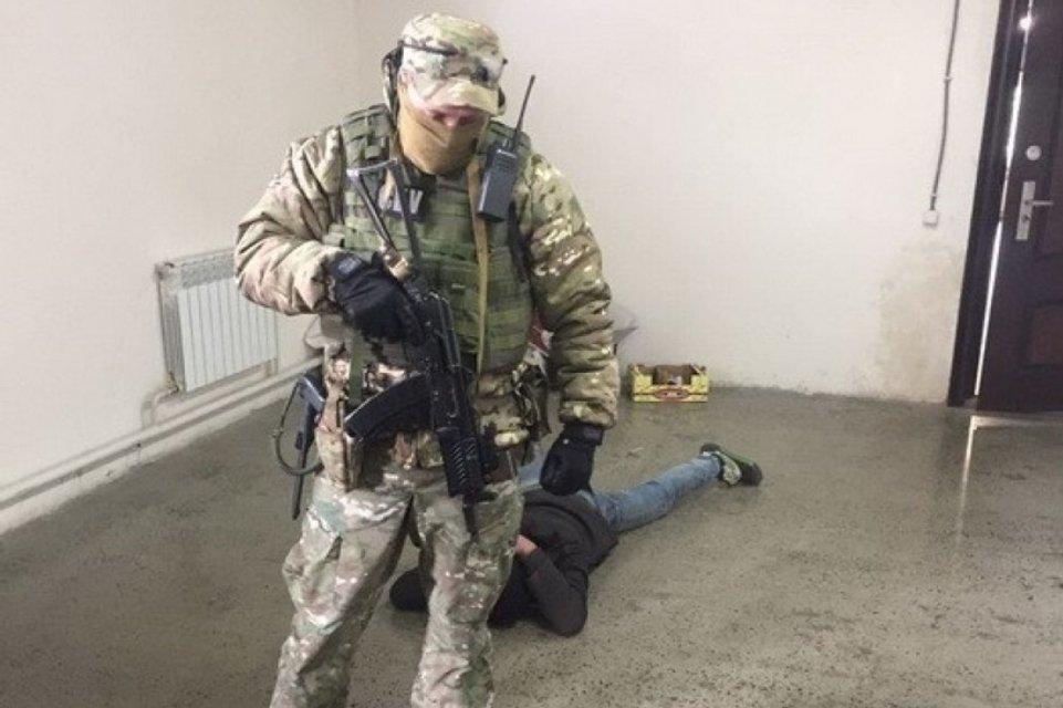 В Одессе СБУ изъяла крупную партию амфетамина на 6 млн долларов - фото 43740