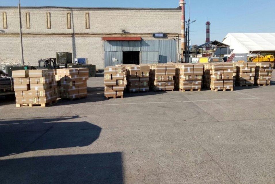 В Украине предотвратили контрабанду 1 миллиона пачек сигарет - фото 42583