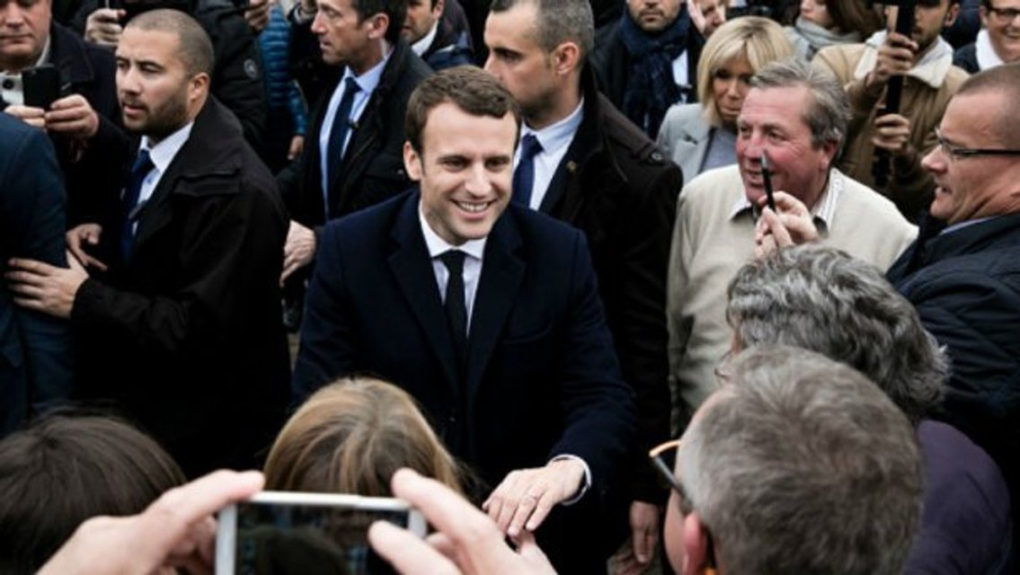 Самый молодой президент Франции. В чем секрет Макрона - фото 43669