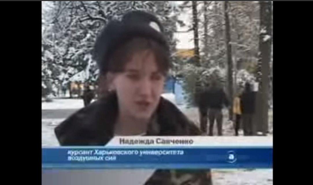 Савченко в прошлом участвовала в военизированном проекте Медвечука (видео) - фото 44030