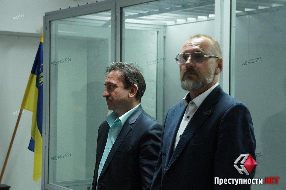 В Николаеве суд оправдал экс-главу милиции, обвиняемого в разгоне местного Евромайдана - фото 43398