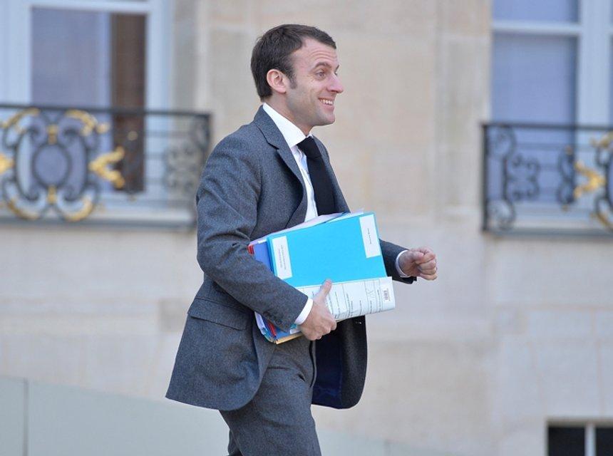 Самый молодой президент Франции. В чем секрет Макрона - фото 43655