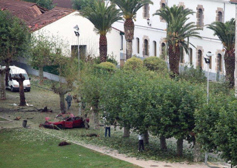 Один из последних терактов ЭТА в Испании. 2008-й год - фото 41640
