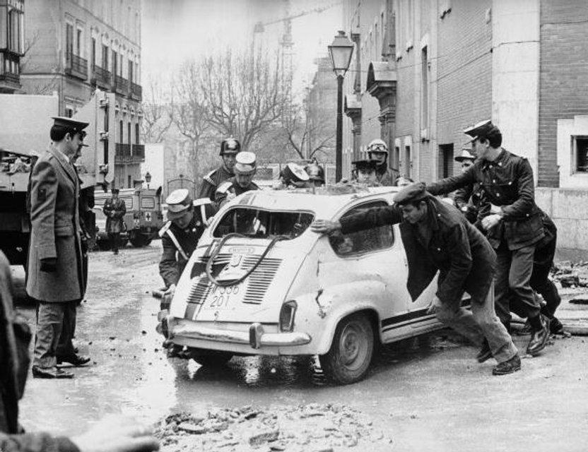 Мадрид. 1970-й. Расцвет ЭТА - фото 41638