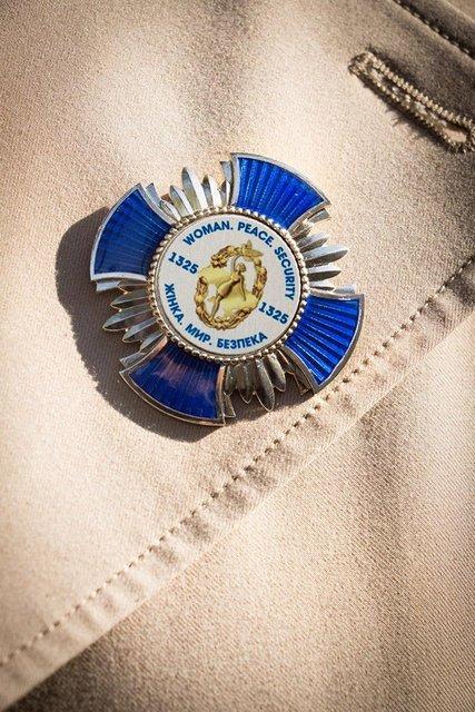 Нацсовет женщин наградил замминстра МВД Девееву орденом - фото 43962