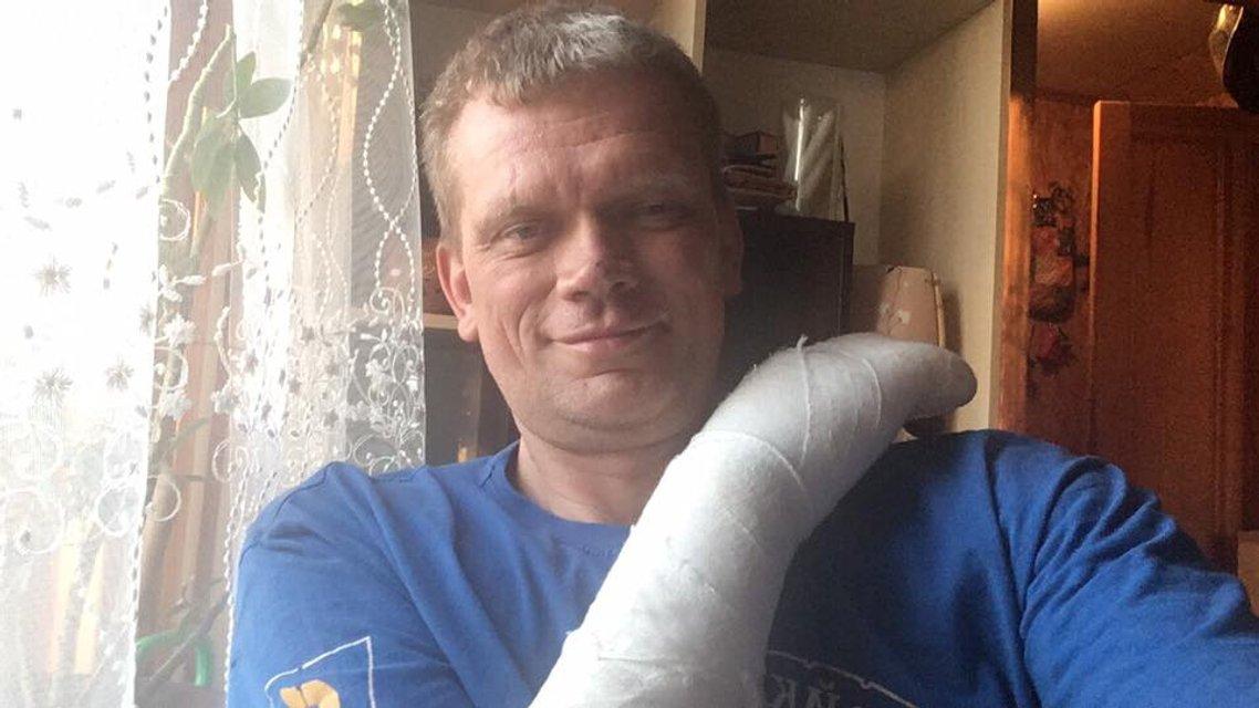 Член кабмина Яценюка попал в серьезное ДТП - фото 44501