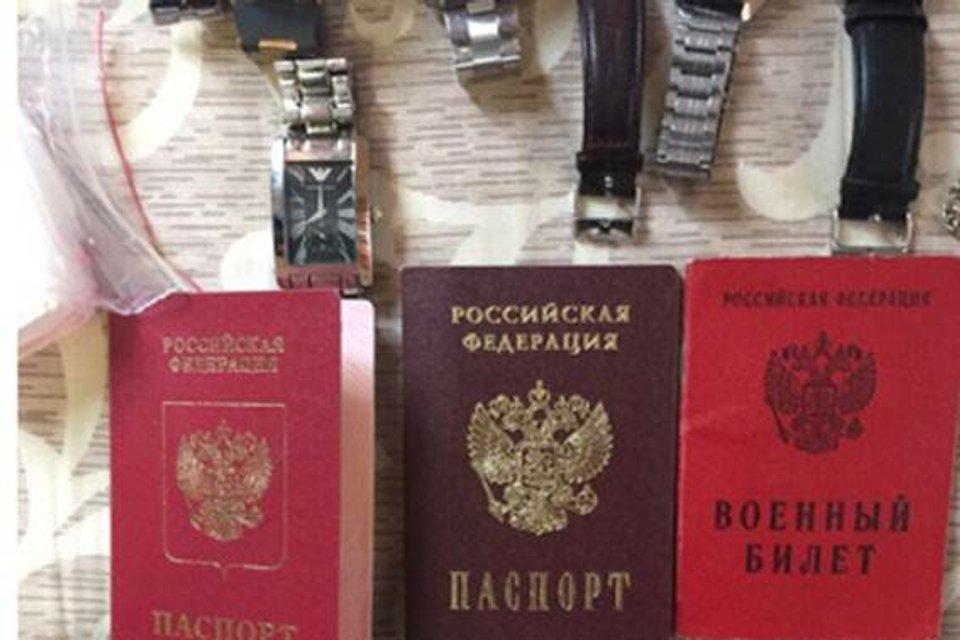 Полиция задержала гражданина России с оружием и взрывчаткой - фото 42419