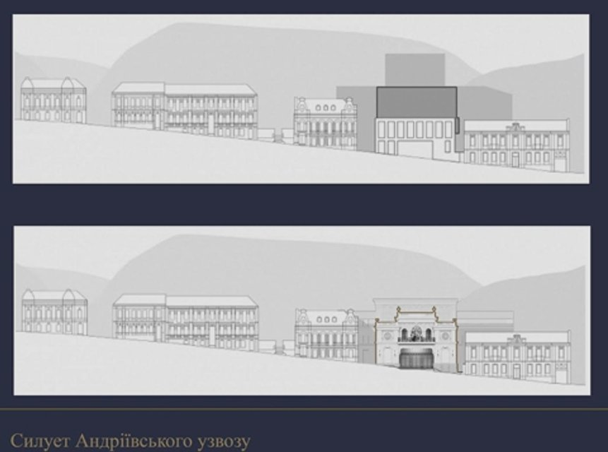 """Архитекторы предложили альтернативный проект для скандального """"Театра на Подоле"""" - фото 43180"""