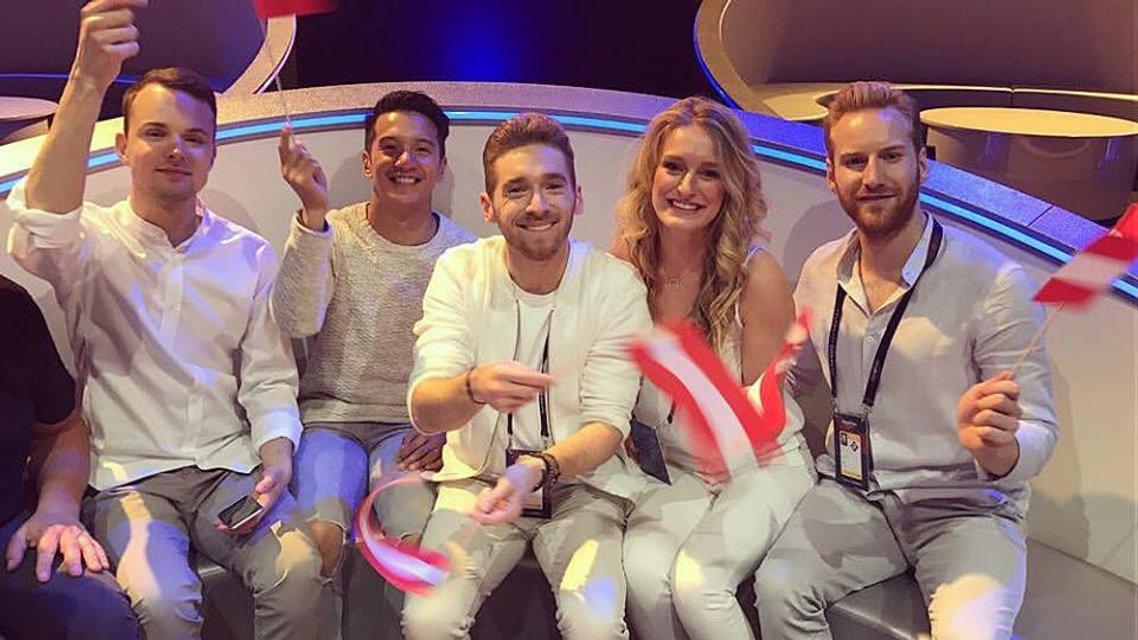 Номер для победителя Евровидения-2017 оттачивал украинский музыкант - фото 47171