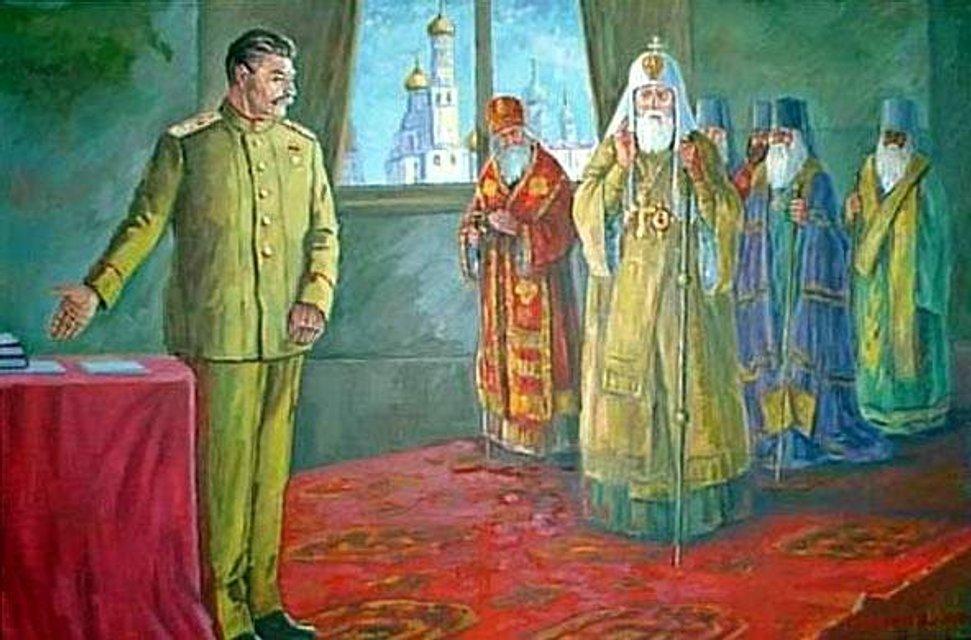 Боротьба без боротьби. Про історичні стосунки Кремля та РПЦ Московського патріархату - фото 46873