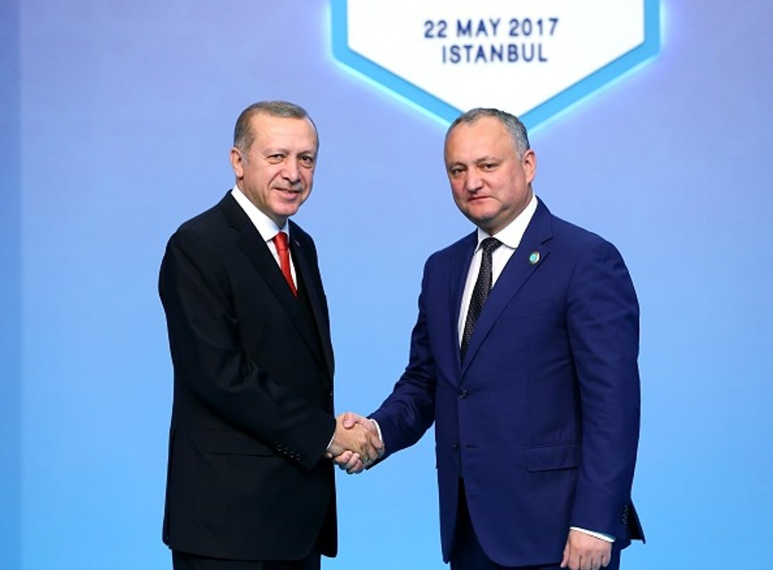 Президент Молдови та диктатор Туреччини - фото 47841