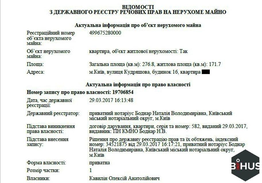 Подарили. Главный налоговик Запорожской области получил квартиру на 300 квадратов - фото 46214
