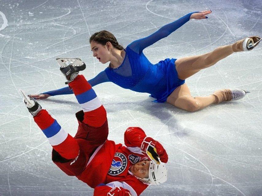 Путин эпично упал: соцсети высмеяли падение президента России - фото 46055