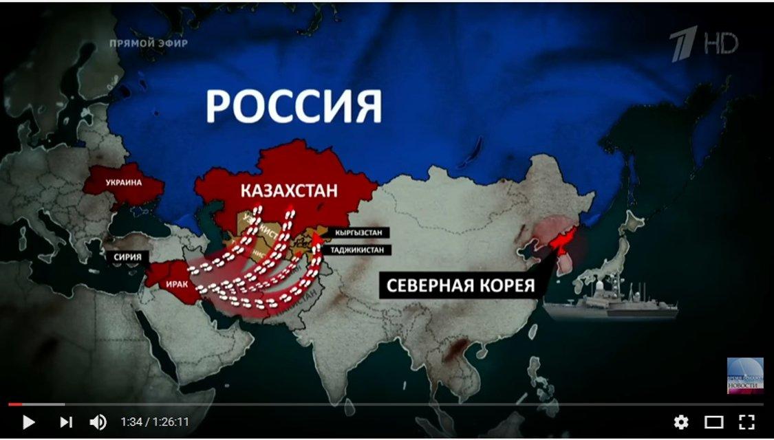 Обзор дезинформации. Кремлю мерещится ядерное оружие в Украине и злой умысел США - фото 46237