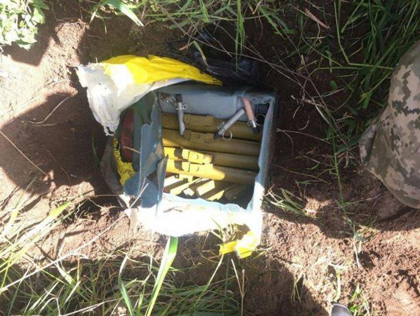 СБУ задержала банду, торговавшую оружием из АТО по всей территории Украины - фото 45528