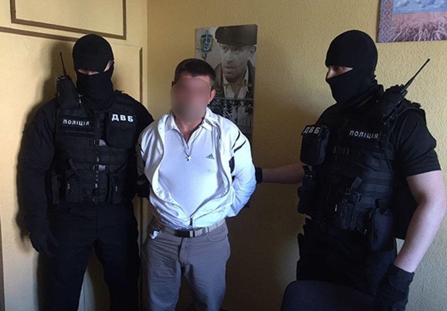 В Полтаве депутата облсовета задержали при даче крупной взятки полиции - фото 48431