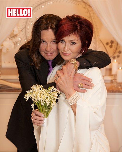 Пойманный на измене Оззи Осборн снова женился - фото 48687