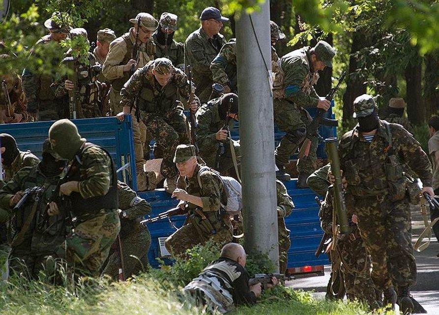 Годовщина грустной победы: как украинские военные могли освободить Донецк - фото 47073