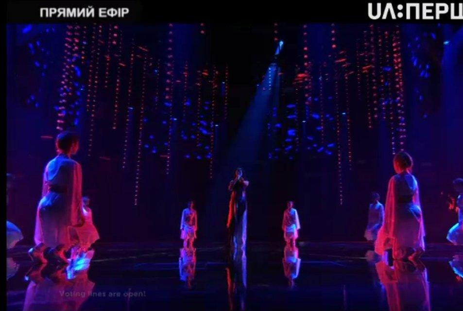 Джамала вновь выступила на Евровидении (видео) - фото 45716