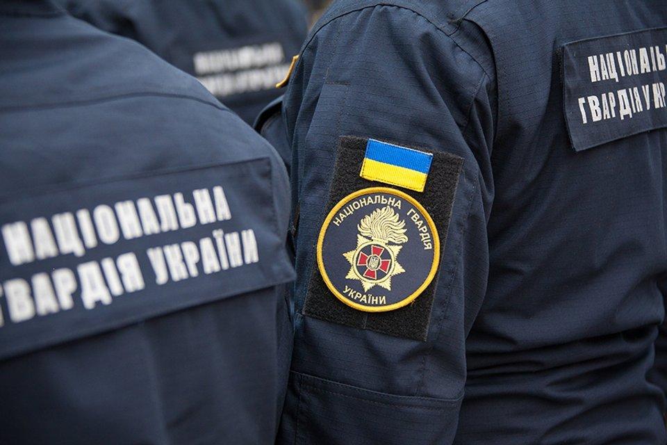 Нацгвардия получила новую форму перед Евровидением - фото 44935