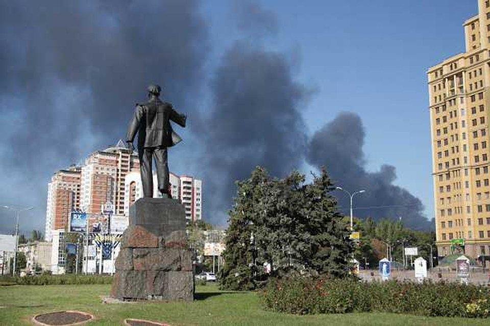 Годовщина грустной победы: как украинские военные могли освободить Донецк - фото 47085