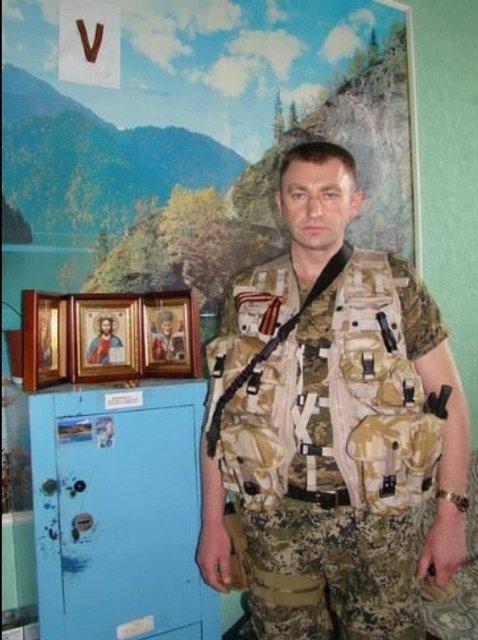 """Убит известный террорист """"ДНР"""" - фото 48050"""