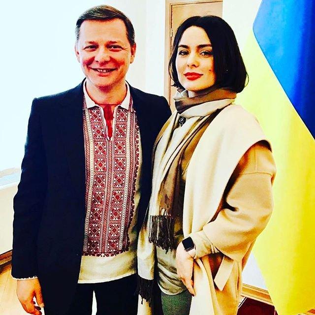 Вместо Артеменко фракция Ляшко пополнится гламурным риелтором из Донецка - фото 46789