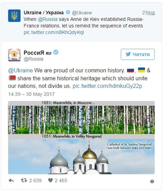 CNN рассказал о троллинге Украины над Россией в Twitter - фото 48890